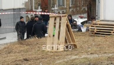 На Украине начались убийства сотрудников администрации Порошенко (ФОТО, ВИДЕО 18+)