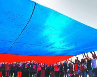 Севастополь идет на мировой рекорд