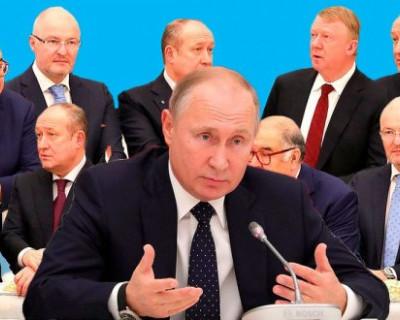 Бизнесмены пожаловались Путину на госбанки, которые не намерены переходить на новую схему работы