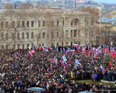 «Единая Россия» – не партия Крымской весны
