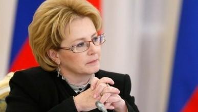 Министр здравоохранения России Скворцова приехала в Севастополь