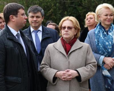 Куда заглянула Вероника Скворцова в Севастополе?