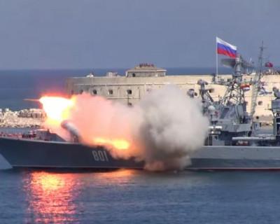 Черноморский флот в полной боевой готовности