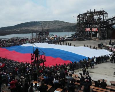 Крым не мог остаться независимым государством в 2014 году