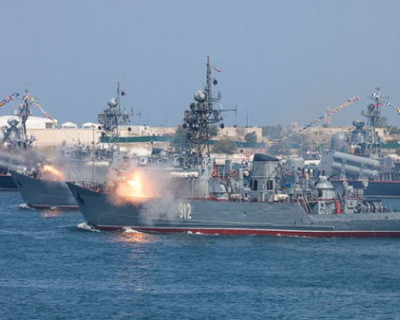 Черноморский флот повысил боеготовность