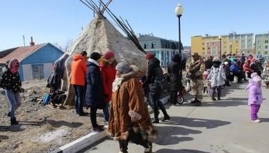 Крымская весна согрела суровую Чукотку