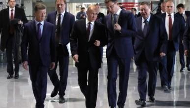 Владимир Путин приехал в Крым в день 5-летней годовщины воссоединения полуострова с Россией