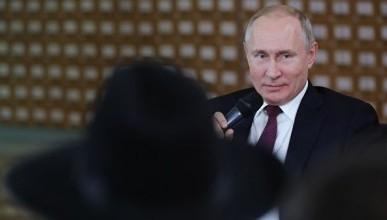 Путин: «Ради бога, не будем забирать!»