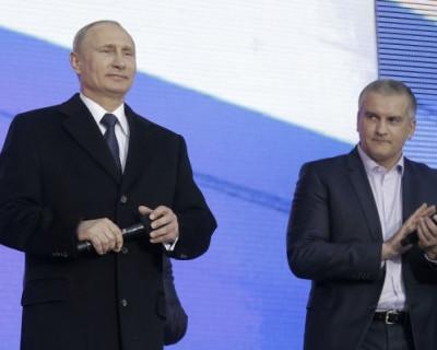 Глава Крыма Сергей Аксенов высоко оценил итоги визита Владимира Путина