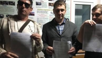 В Симферополе российские силовики задержали экс-президента Крыма, казака и блогеров
