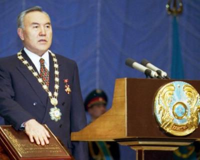 Президент Казахстана ушел в отставку
