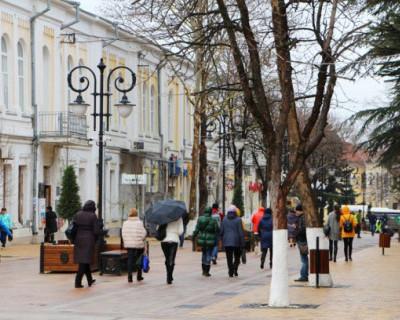 Симферополь будет чистым всегда, как и при Путине