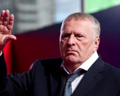 Жириновский назвал свою фамилию дурацкой