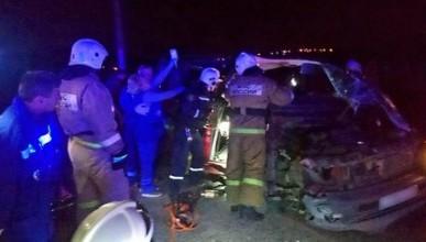 ДТП в Крыму: пострадали пять человек