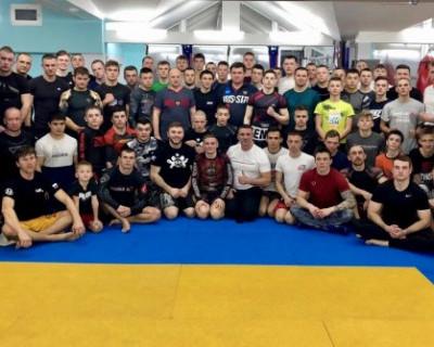 Спортсмены Севастополя получили колоссальный опыт на занятии с главным тренером сборной Союза «ММА» России