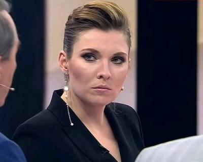 Российская телеведущая Ольга Скабеева заявила, что готова идти на выборы президента Украины (ВИДЕО)
