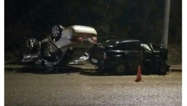 Страшное ДТП в Крыму: погиб один из пассажиров