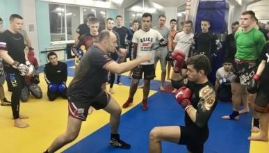 В севастопольском бойцовском клубе «Анаконда» состоялся тренерский семинар (ФОТО, ВИДЕО)