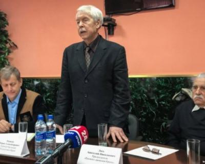 Мешков, Зубков и Лось в парке «Тайган» объявили о создании оппозиции крымской «Единой России»