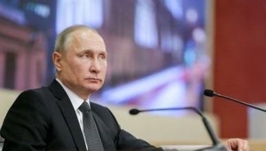 В Кремле рассказали, как проходит рабочий день Владмира Путина