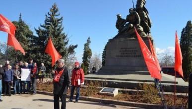 Главный коммунист Севастополя: «Партия «Единая Россия» занимается только дележом властных полномочий!»