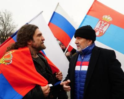 Хирург поблагодарил сербский народ (ФОТО, ВИДЕО)