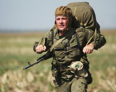 В Крым переброшены воздушно-десантные войска