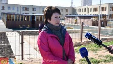 Зачем Алтабаева решила колоть севастопольских дошколят шипами?!