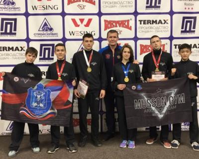 13 юных спортсменов Севастополя вернулись домой с победой