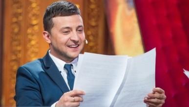 На украинском или русском будет говорить будущий президент Украины?