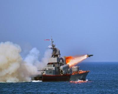 У берегов Крыма началась стрельба