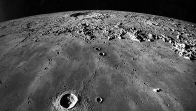 Видео: неопознанный объект взлетает с Луны