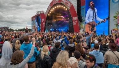 Главные музыкальные фестивали в России в 2019 году