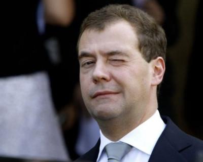 Дмитрий Медведев в школе вёл дискотеку