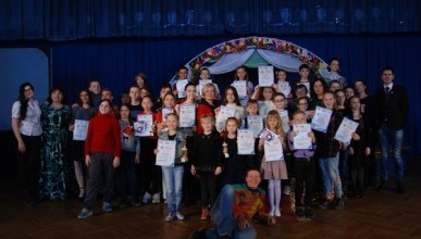 В Севастополе наградили победителей «Театрального Олимпа» (ФОТО)