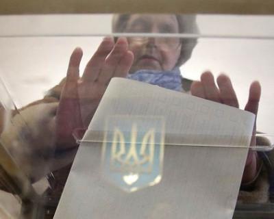 Первые уголовные дела на выборах президента Украины