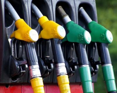 В России временно «заморозили» цены на бензин