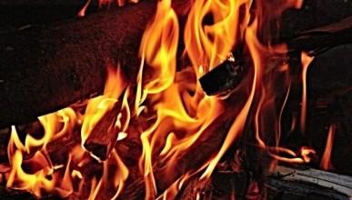 В Крыму на пожаре погибли два человека