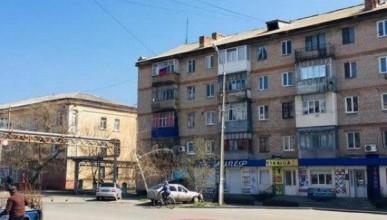 На Украине начали вывешивать российские флаги