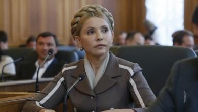 Юлия Тимошенко обвинила Порошенко в фальсификации выборов