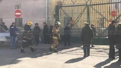 Подробности взрыва в Петербурге