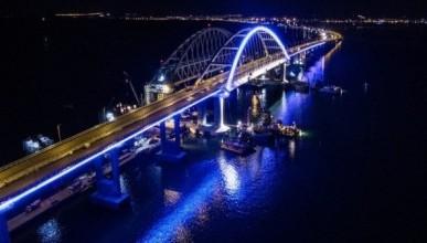 На Крымском мосту случилось ЧП