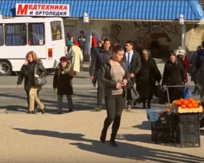 Севастопольцы задают вопросы Овсянникову и Чалому (ВИДЕО)