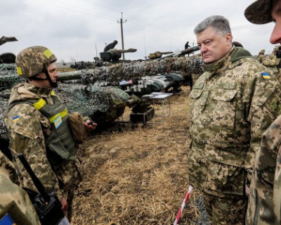 На Донбассе погибла украинская пулеметчица «Ведьма»