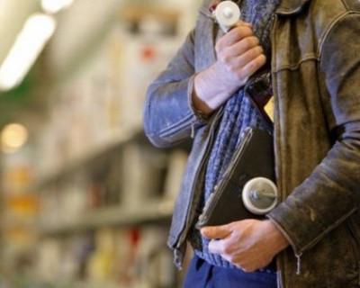 В Севастополе задержали подозреваемого в краже из продуктового магазина