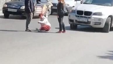 ДТП в Крыму: водитель BMW сбил пешехода
