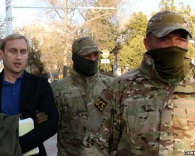 Видео задержания главы администрации Евпатории Андрея Филонова (ВИДЕО)