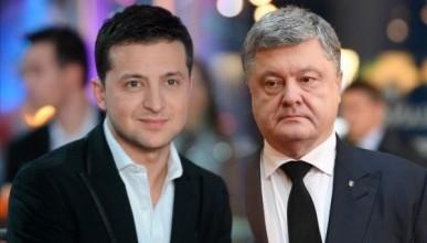 Зеленский согласится на дебаты, если Порошенко покажет всей Украине справку от нарколога