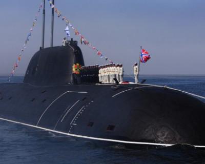 Российские субмарины устроили дуэль