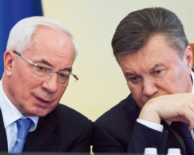 Срочно! Виктор Янукович и Николай Азаров получили российское гражданство?